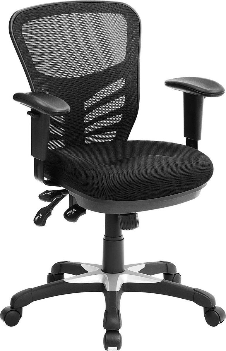 Nancy's Bureaustoel van mesh - Bureaustoelen - Werkstoel