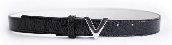 Valentino Divina Kledingriem - Zwart - Maat M (110 cm)