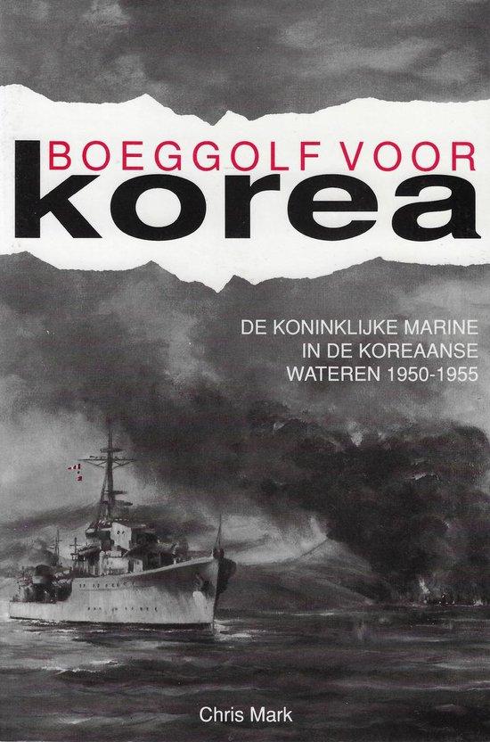 Boeggolf voor Korea - Chris Mark | Fthsonline.com