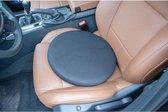 Autostyle Draaikussen Comfortline 45 Cm Polyester Zwart