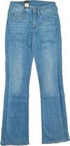 G-star 3301 mid skinny soepele bootcut jeans - Maat  W24-L32