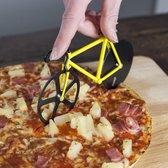 Doiy Racefiets Pizzasnijder - Geel - Zwart