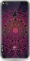 Casetastic Softcover Huawei P8 Lite (2017) - Happy Mandala