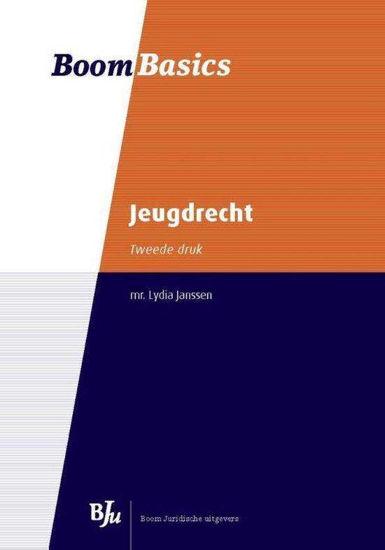 Boom basics - Jeugdrecht - Lydia Janssen | Readingchampions.org.uk