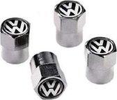TT-products ventieldoppen aluminium VW Volkswagen 4 stuks