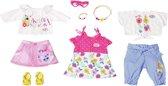 BABY born Holiday Fashion Set Spring 43cm