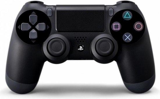 Sony Dual Shock 4 Controller V2 - PS4 - Zwart