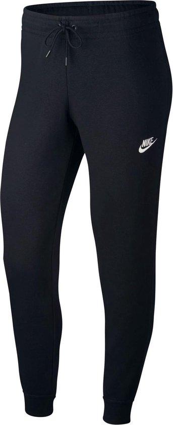 Nike Sportswear Essential Sportbroek - Maat L - Vrouwen - zwart