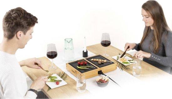 Princess 104020 Dinner4Two Pure - Grillplaat
