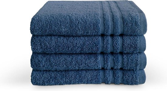 Byrklund Handdoek Blauw - BYRKLUND