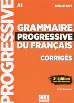 Grammaire progressive du français 3e édition - niveau débuta