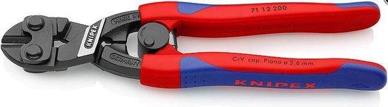 Knipex CoBolt Boutenschaar 200 mm 64 HRC