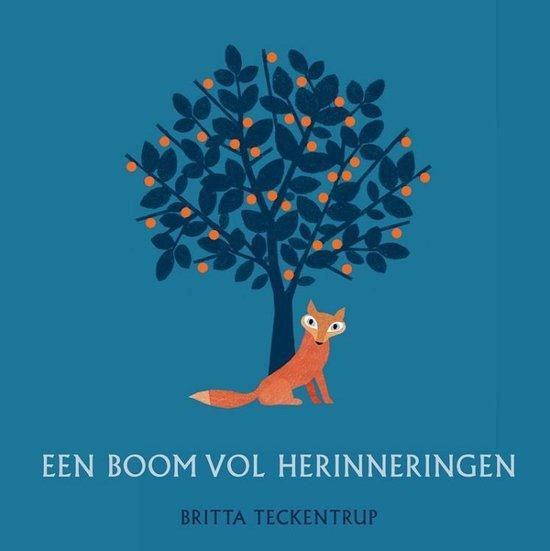 Boek cover Een boom vol herinneringen van Britta Teckentrup (Hardcover)