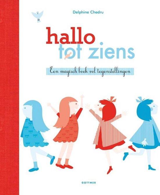 Hallo ; Tot ziens - Delphine Chedru | Fthsonline.com