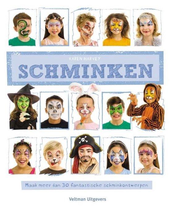 Boek cover Schminken van Karen Harvey (Hardcover)