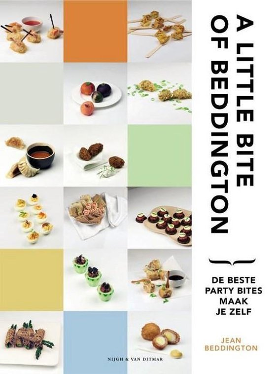 A little bite of Beddington - Jean Beddington |