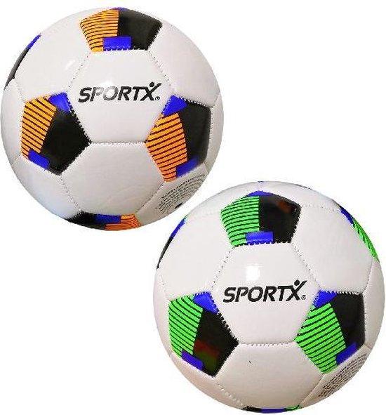 Afbeelding van het spel SportX Mini Voetbal Neon Colors 2ass 160-180gr.