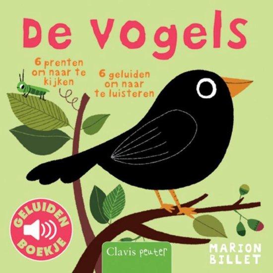 Boek cover De vogels van Marion Billet (Onbekend)