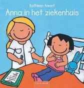 Prentenboek Anna in het ziekenhuis