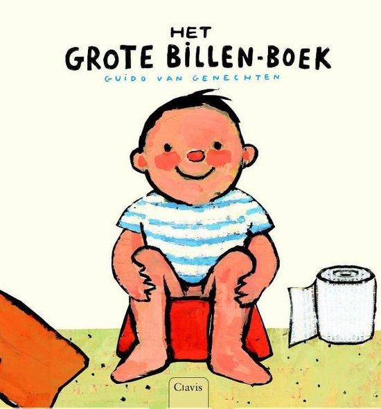 bol.com | Het grote billen-boek, Guido van Genechten ...