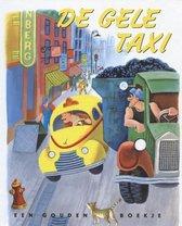 Boek cover De gele taxi van L. Sprague Mitchell (Hardcover)