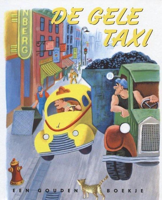 De gele taxi - L. Sprague Mitchell |