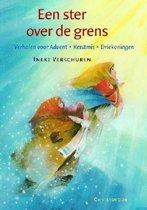 Boek cover Een ster over de grens van I. Verschuren (Hardcover)
