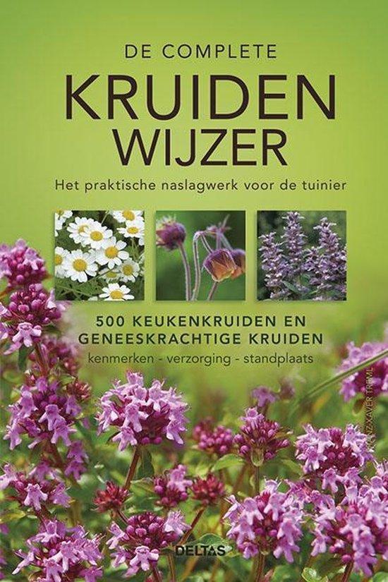 De complete kruidenwijzer - Franz-Xaver Treml |