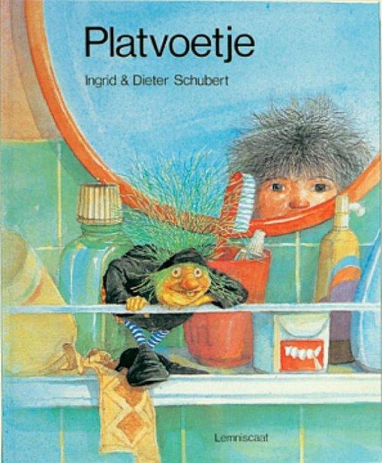 Platvoetje - Ingrid Schubert | Readingchampions.org.uk