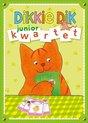 Afbeelding van het spelletje Gottmer - Dikkie Dik - Kwartet Junior