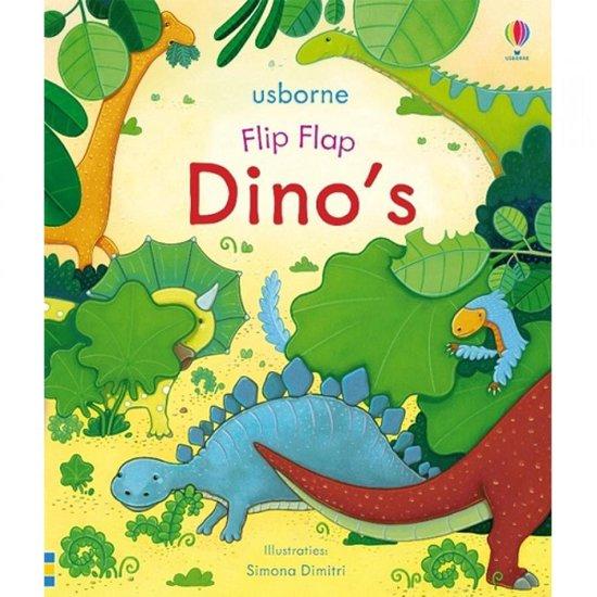 Flip flap dino's - Simona Dimitri |