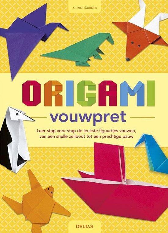 Origami vouwpret - Armin Taubner | Readingchampions.org.uk