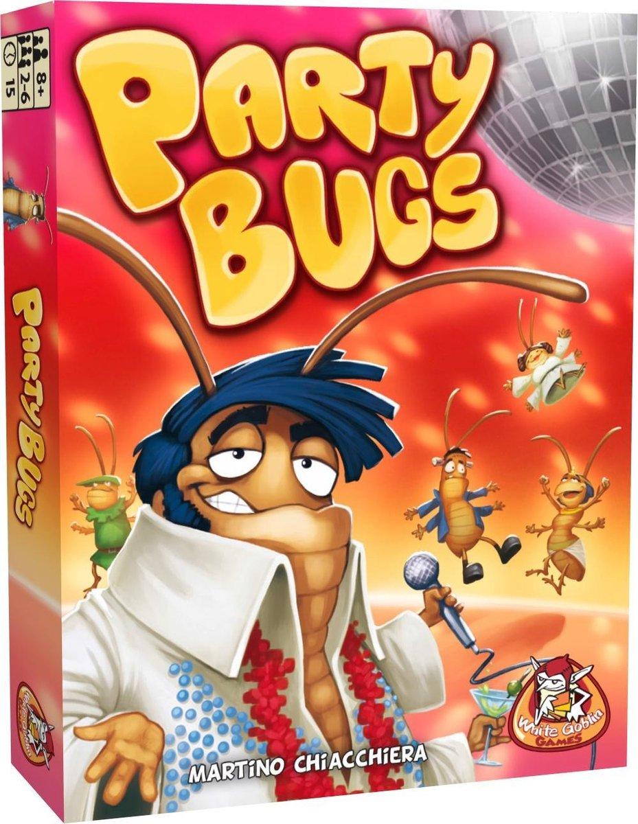 White Goblin Games Kaartspel Party Bugs