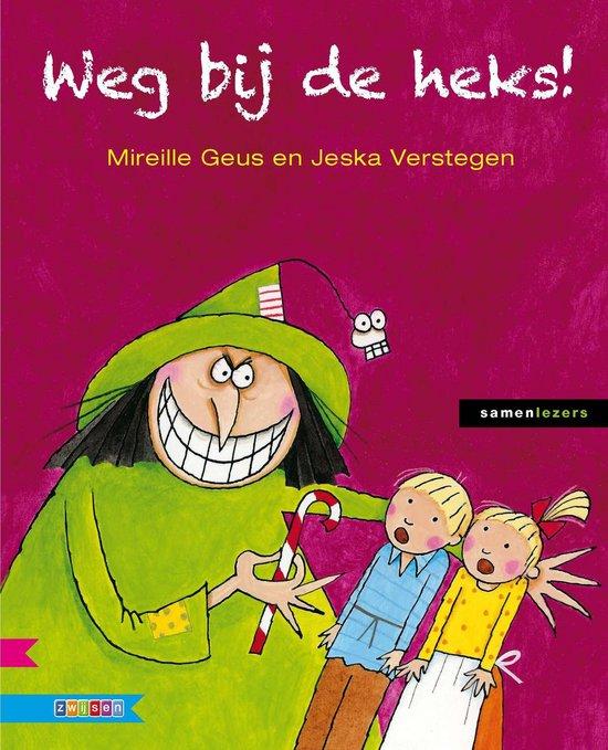 Samenlezers - Weg bij de heks! - Mireille Geus pdf epub