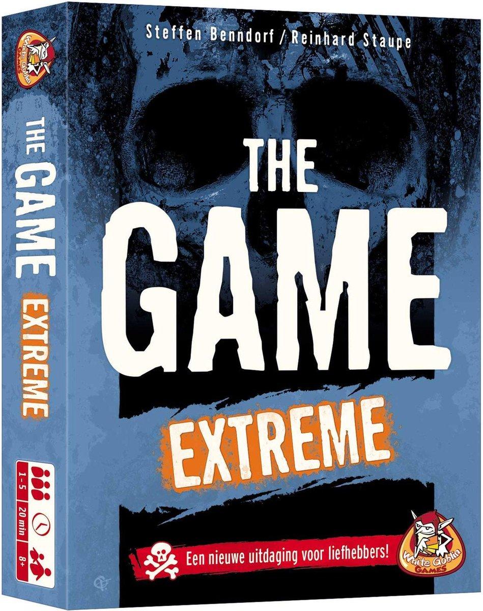 White Goblin Games Kaartspel The Game Extreme