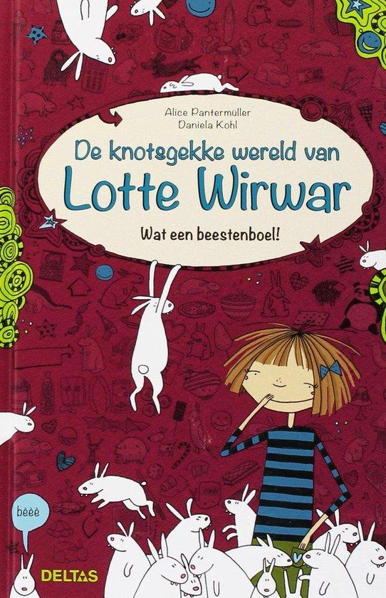 Lotte Wirwar - Wat een beestenboel - Alice Pantermüller |