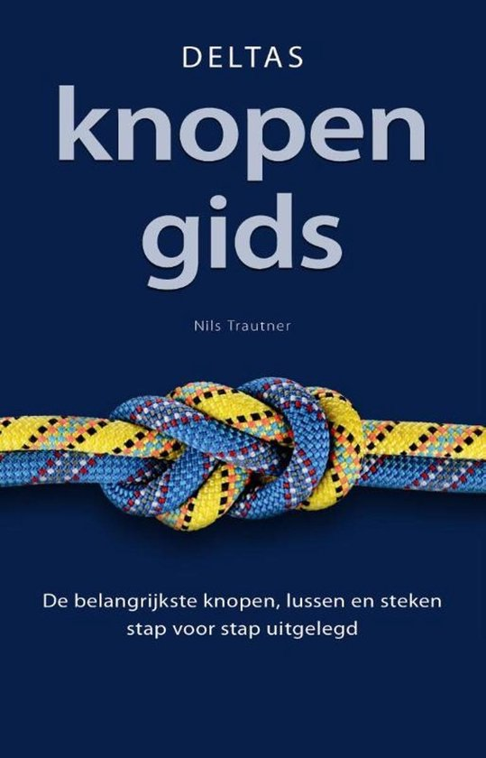 Deltas knopengids - Nils Trautner |