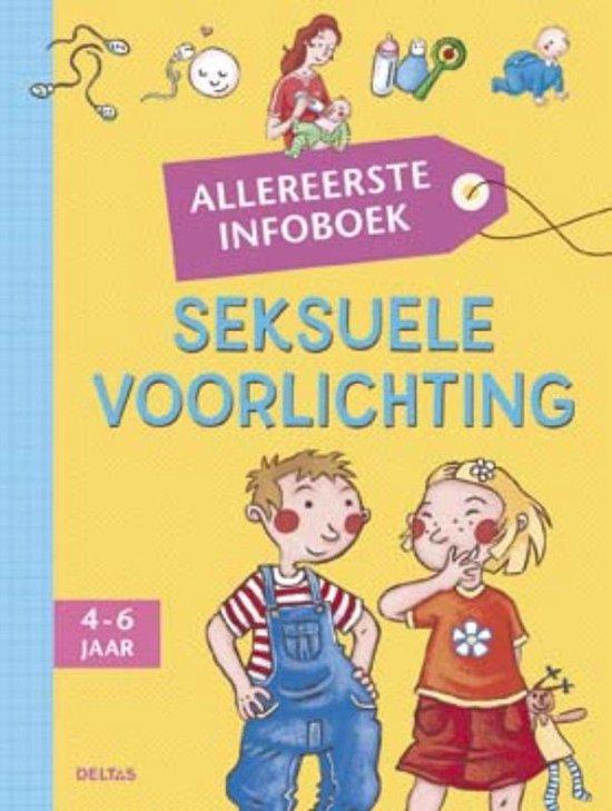 Allereerste infoboek - Seksuele opvoeding (4-6 j.) - Isabelle Fougere | Readingchampions.org.uk
