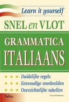 Snel en vlot grammatica Italiaans