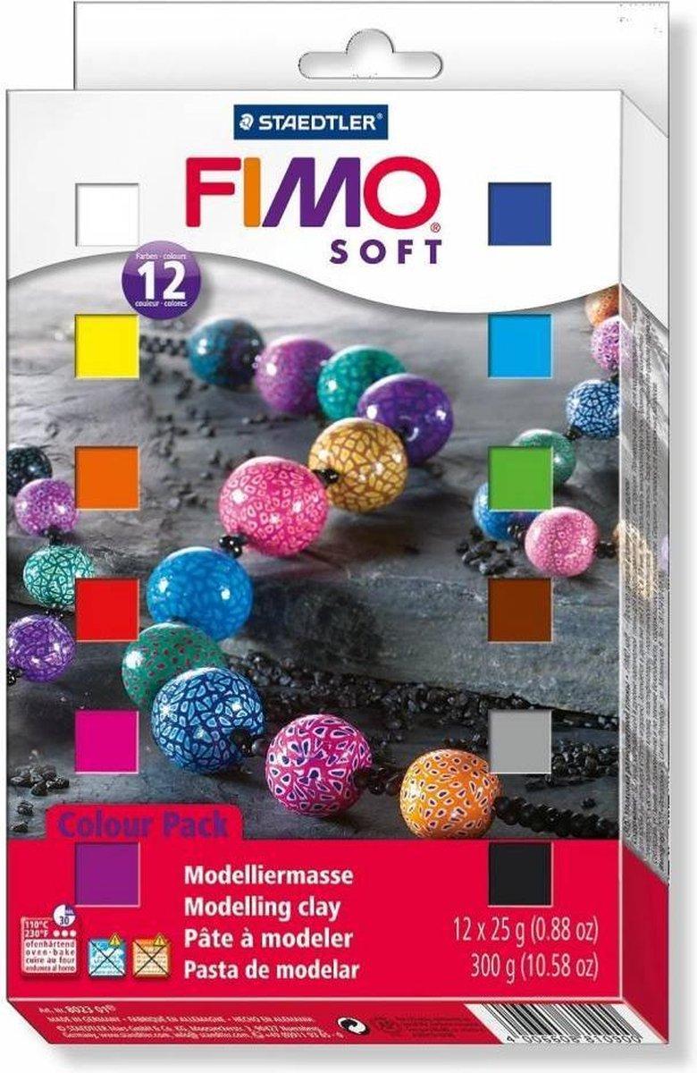 Staedtler Fimo Soft Klei - Fimo