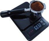 Digitale precisie weegschaal met ingebouwde timer (3kg)  KoffieCanners