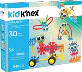Kid K'NEX - Build a Bunch - Bouwset - 66 onderdelen