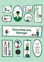 Mama Baas - Het bewaarboek voor tekeningen