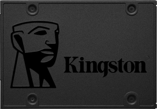 Kingston A400 - Interne SSD - 480 GB