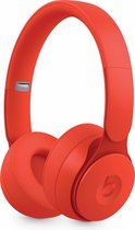 Apple Solo Pro Headset Hoofdband Rood