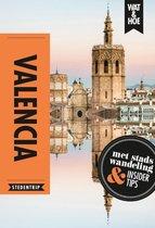 Boek cover Valencia van Wat & Hoe Stedentrip