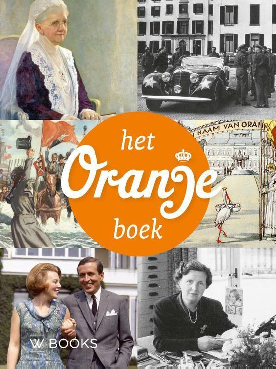 Het Oranje boek - Ben Speet pdf epub