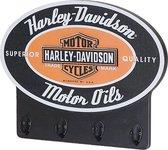 Harley-Davidson Motor Oils Sleutel Rek