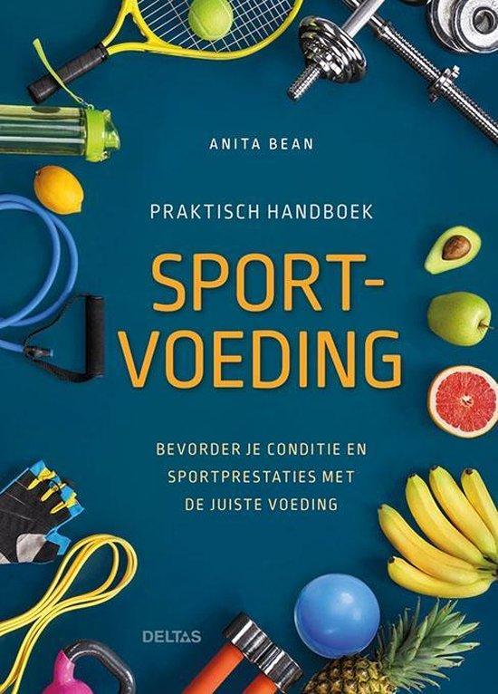 Boek cover Praktisch handboek sportvoeding van Anita Bean (Paperback)
