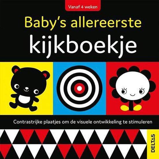 Baby's allereerste kijkboekje - ZNU  